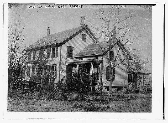 Morner House near Albany