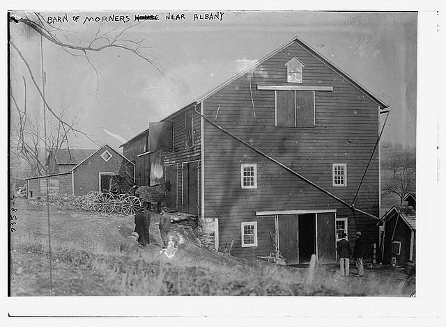 Barn of Morners near Albany