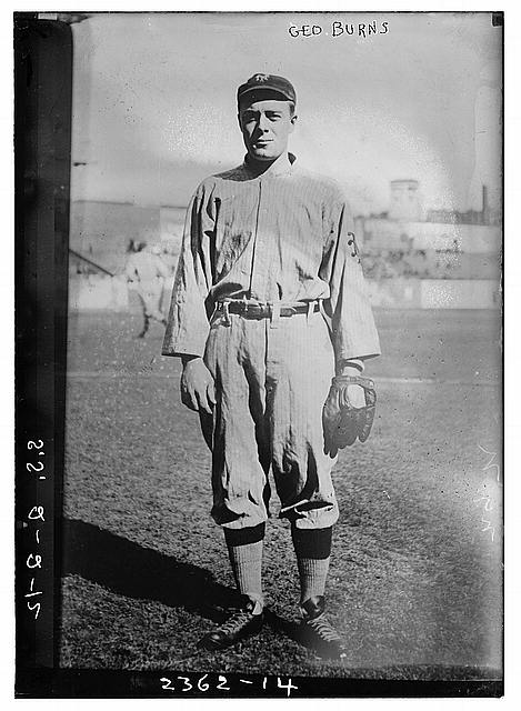 [George J. Burns, New York NL (baseball)]