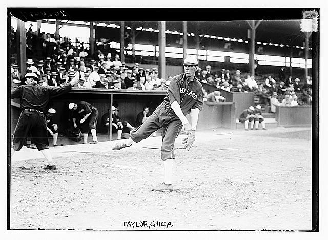 "[Phillip ""Wiley"" Taylor, Chicago AL (baseball)]"