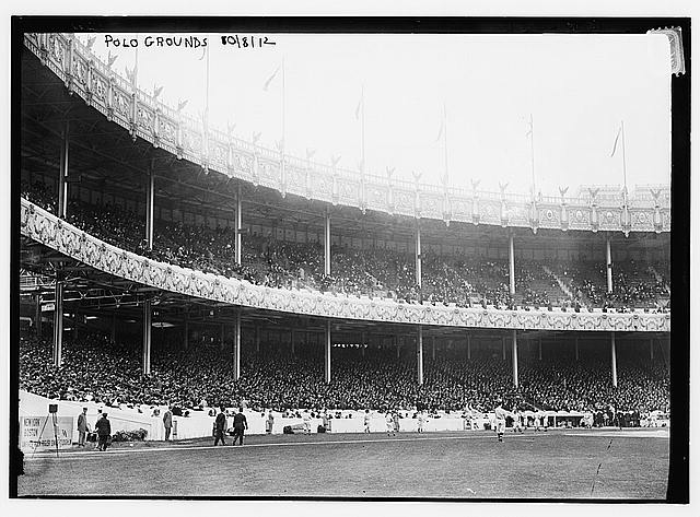 [1st game - 1912 World Series at the Polo Grounds, New York (baseball)]