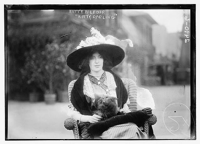 "Kitty Balfour, ""Kitty Darling"""