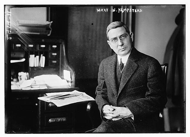 [Harry Newton Hempstead, President of New York Giants (1912-1918) (baseball)]