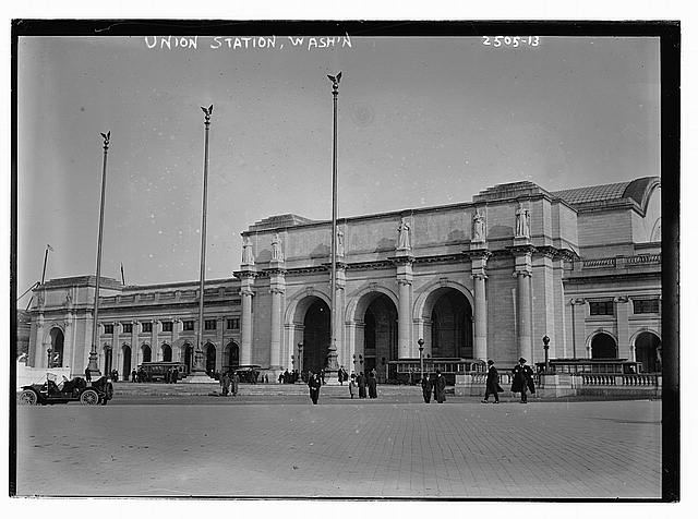 Union Station, Wash.