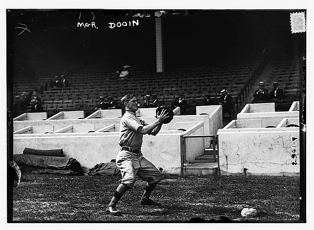 "[Manager Charles ""Red"" Dooin, Philadelphia NL (baseball)]"