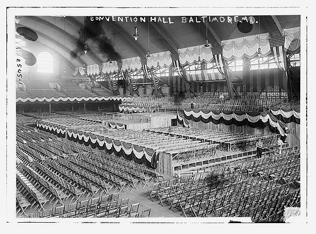Convention Hall - Baltimore, Md.