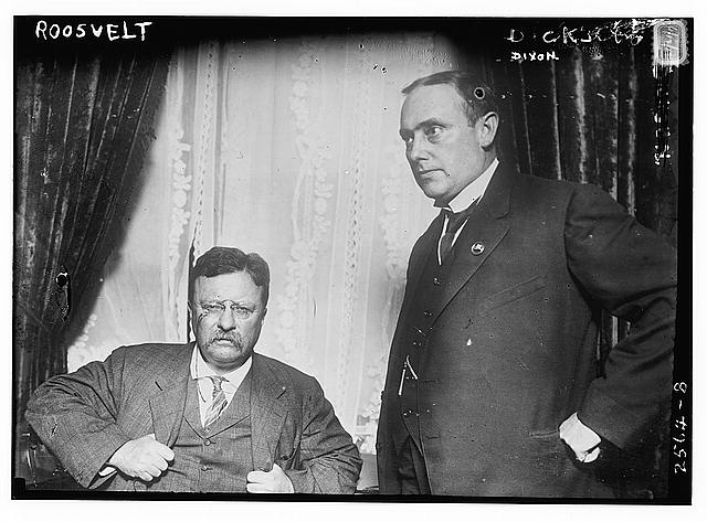 Roosevelt [and] Dixon