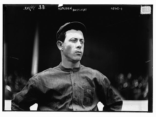 [Bill Rariden, Boston NL (baseball)]