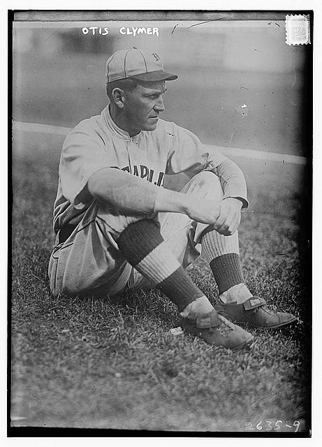 [Outfielder Otis Clymer, Minneapolis, American Asociation (baseball)]