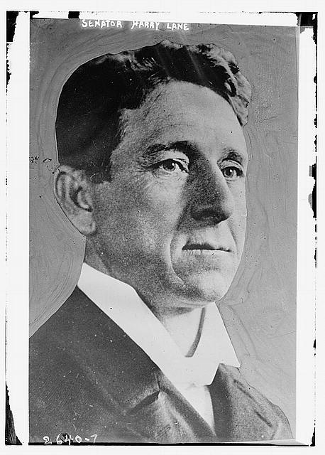 Sen. Harry Lane