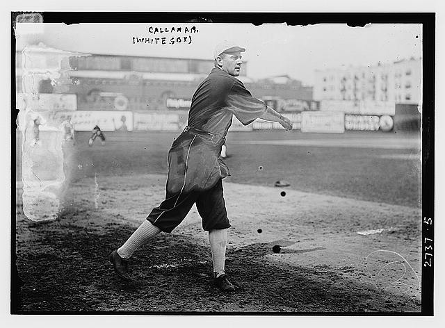 [Nixey Callahan, manager, Chicago AL, at Hilltop Park, NY (baseball)]