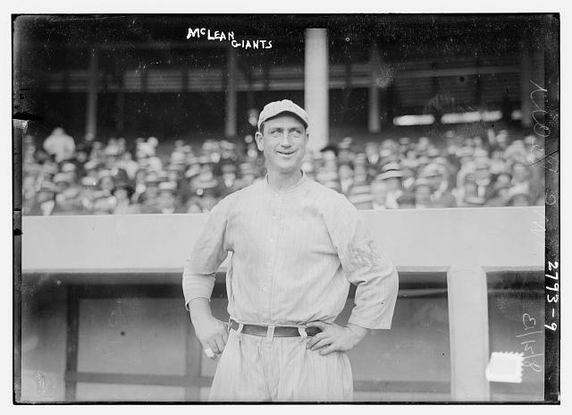 [Larry McLean, New York NL (baseball)]