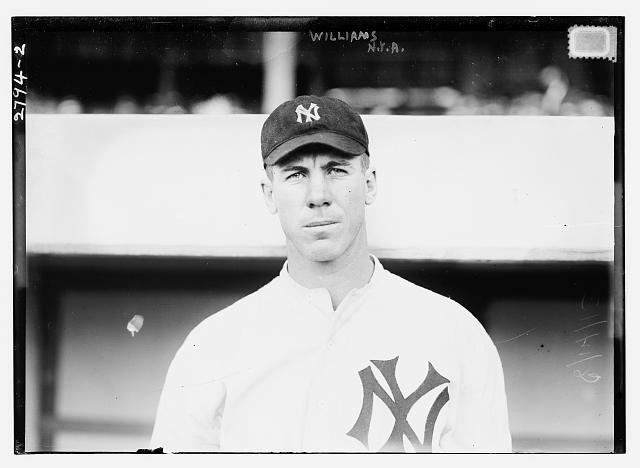 [Harry Williams, New York AL (baseball)]