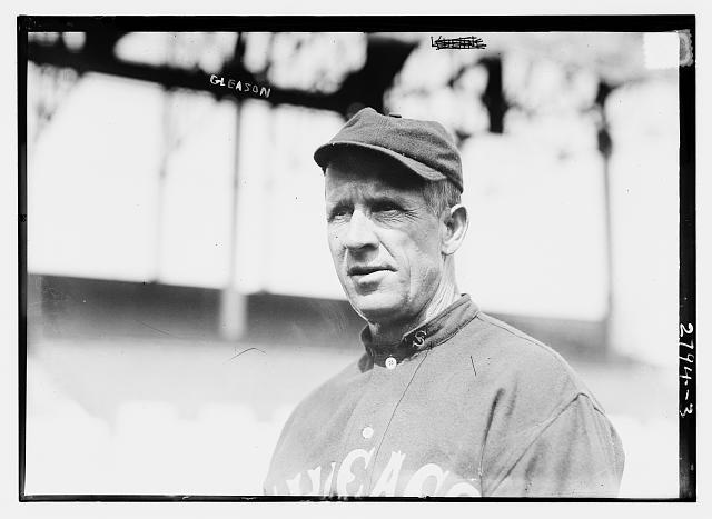 [Kid Gleason, Chicago AL, at Hilltop Park, NY (baseball)]