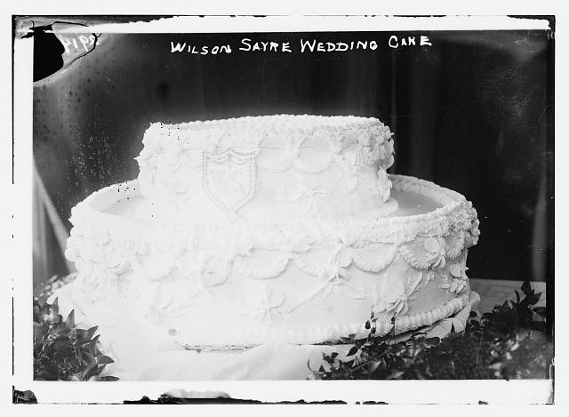 Wilson Sayre Wedding Cake