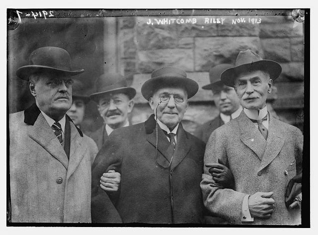 James Whitcomb Riley, Nov. 1913