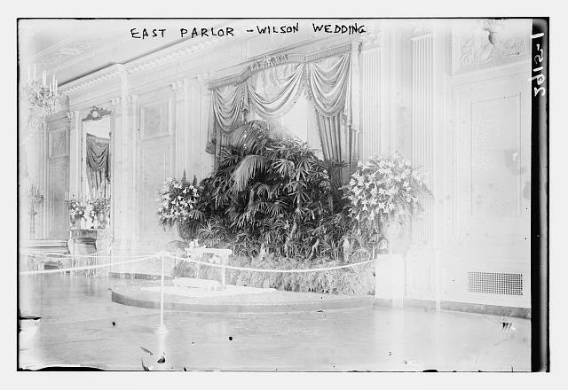 East Parlor - Wilson wedding