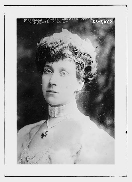 Princess Louise Auguste of Schleswig Holstein
