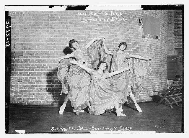 Suffragette Ball - Butterfly Dance