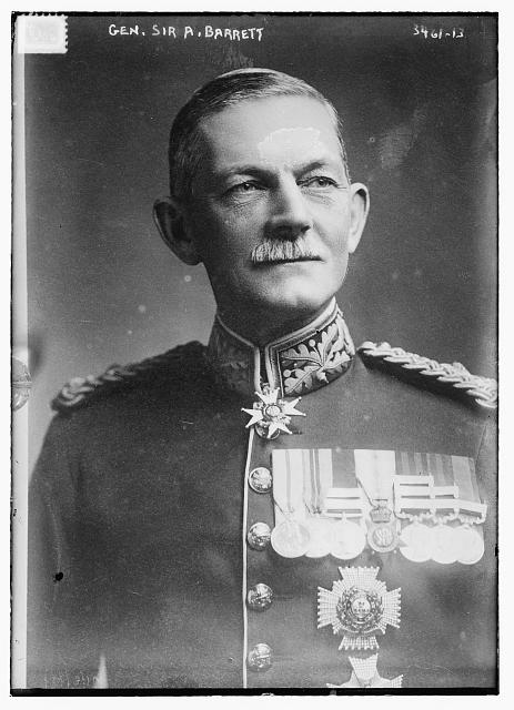 Gen. Sir A. Barrett