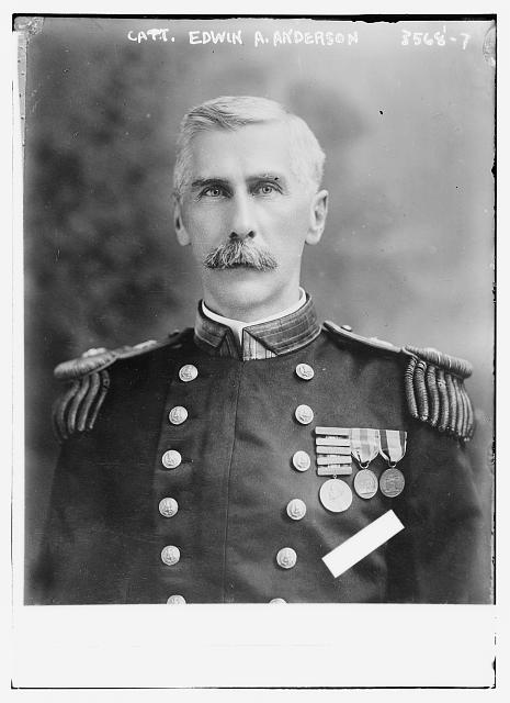 Capt. Edwin A. Anderson
