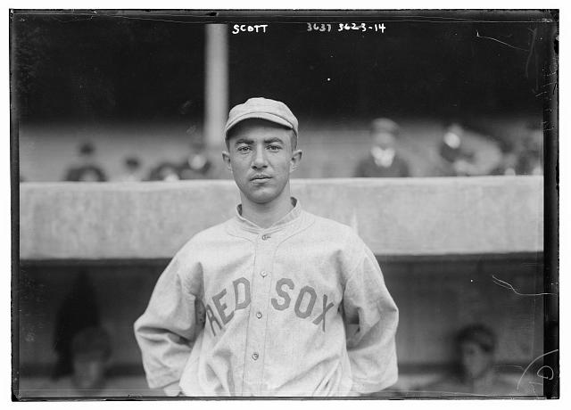 [Everett Scott, Boston AL (baseball)]