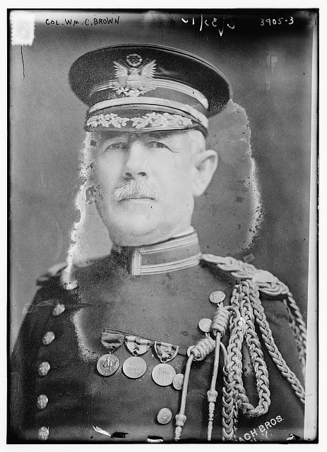 Col. Wm. C. Brown