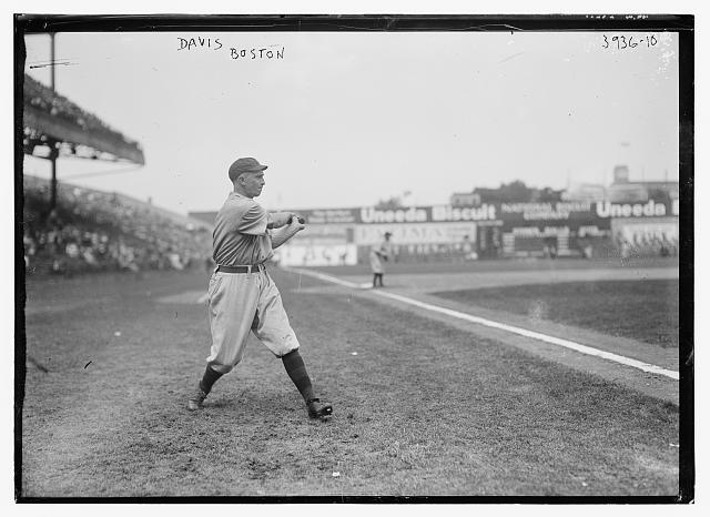 [George A. Davis, Boston NL (baseball)]