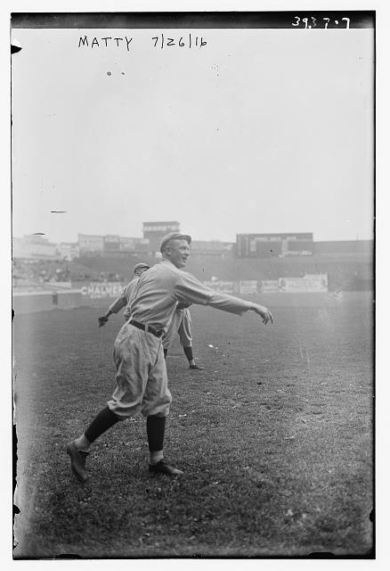 [Christy Mathewson, Cincinnati NL (baseball)]