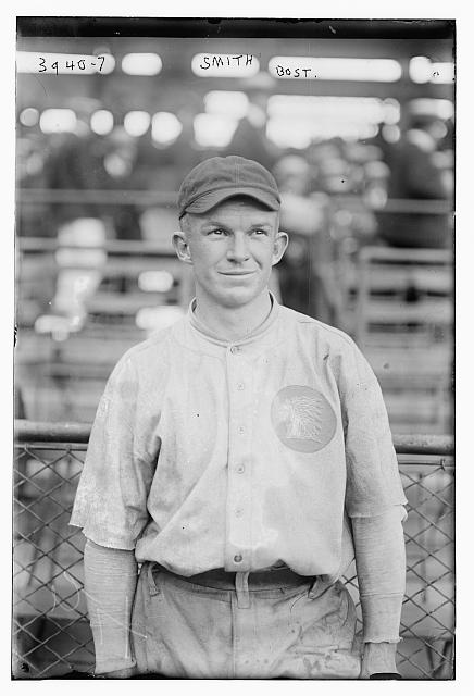 "[James C. ""Red"" Smith, Boston NL (baseball)]"