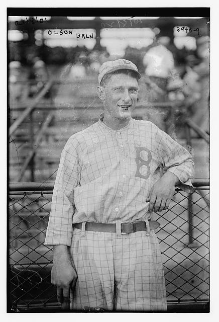 [Ivy Olson, Brooklyn NL (baseball)]