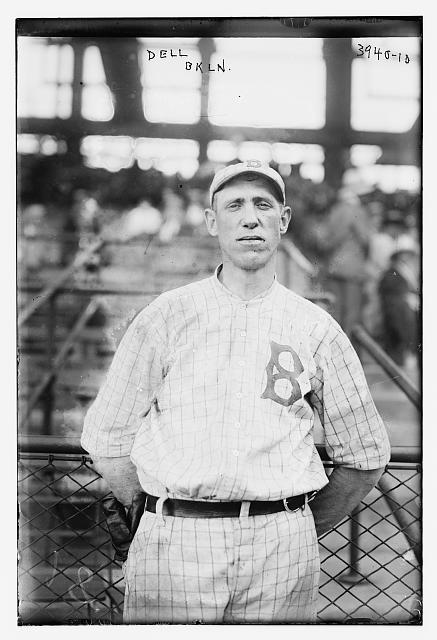 [Wheezer Dell, Brooklyn NL (baseball)]