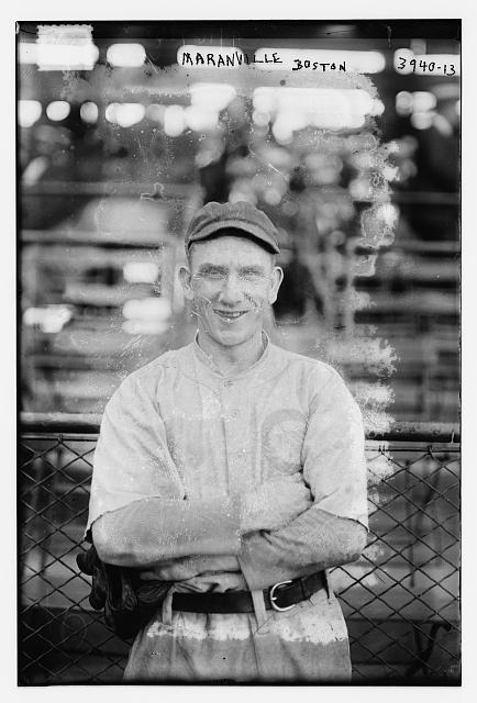 "[Walter ""Rabbit"" Maranville, Boston NL (baseball)]"