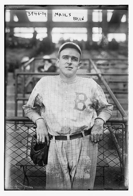 "[John W. ""Duster"" Mails, Brooklyn NL (baseball)]"