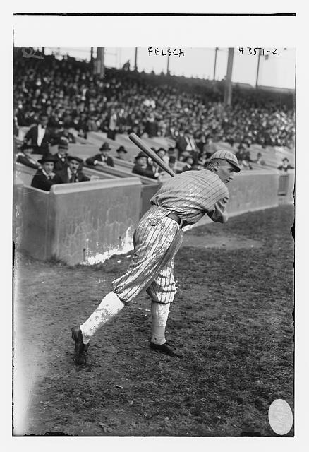 [Happy Felsch, Chicago AL (baseball)]