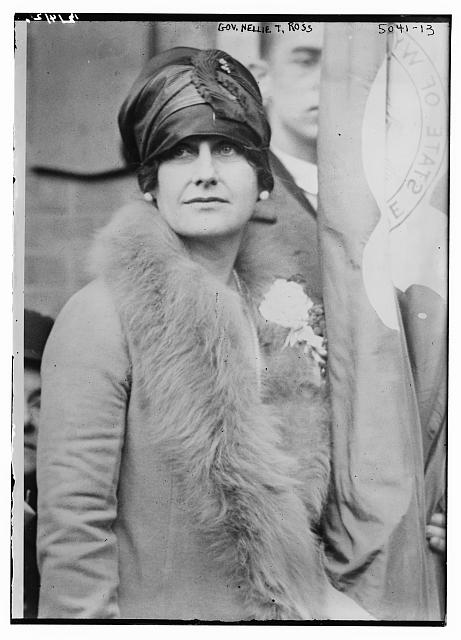 Gov. Nellie T. Ross