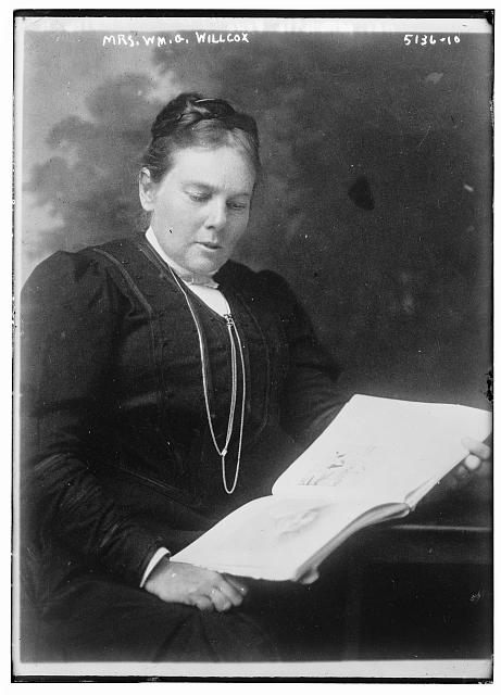 Mrs. Wm. G. Willcox