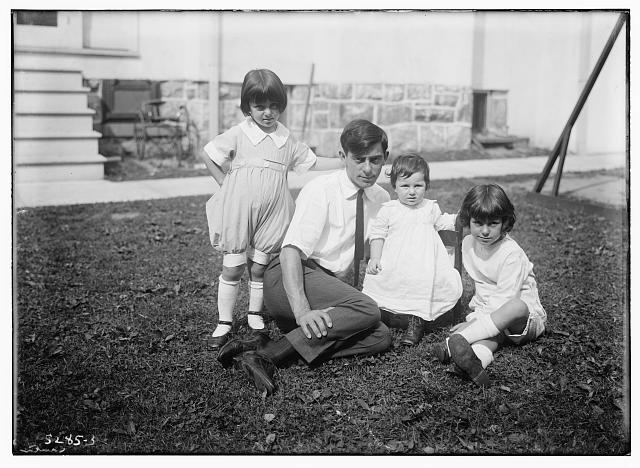 Eddie Cantor family