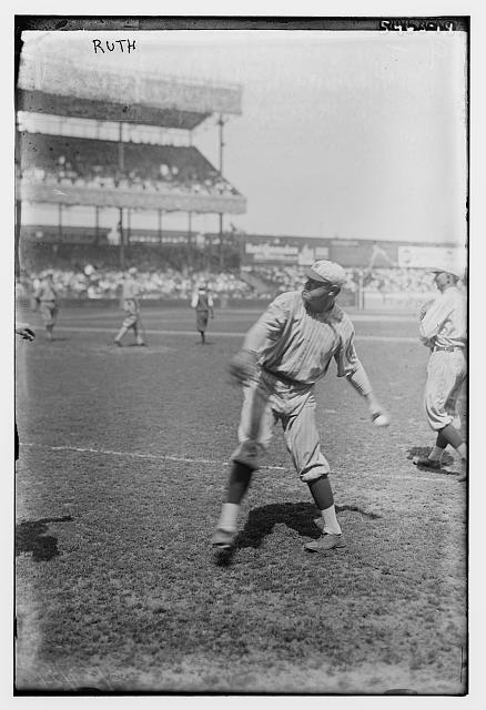 [Babe Ruth, New York AL (baseball)]