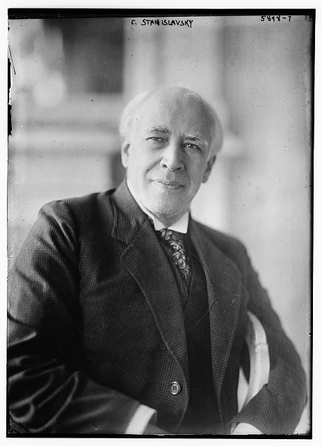 C. Stanislavski [i.e., Konstantin Stanislavsky, director of the Moscow Art Theatre]