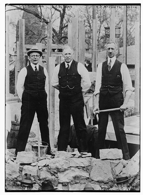W.C. Dickerman, F.R. Dravo, H.H. McClintic