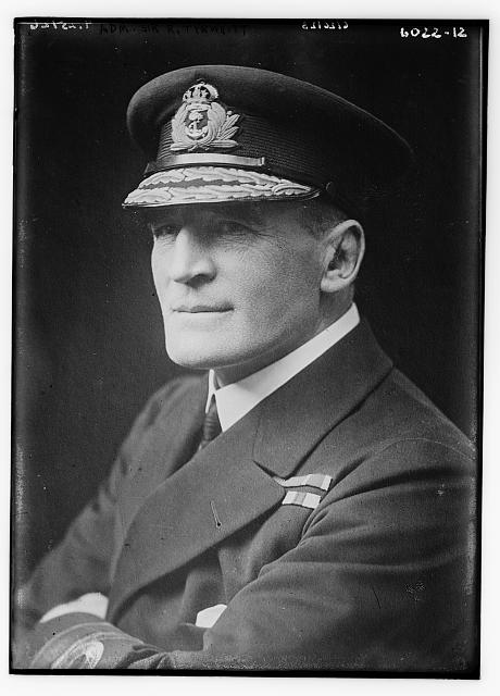 Adm. Sir R. Tyrwhitt