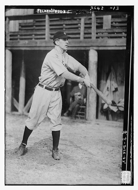 [Roger Peckinpaugh, Cleveland AL (baseball)]