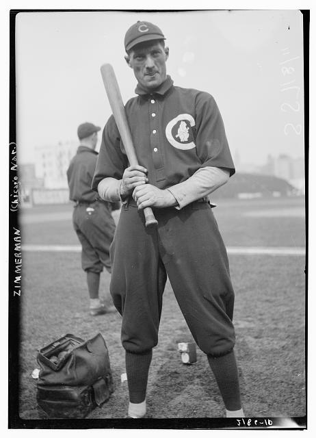[Heinie Zimmerman, Chicago NL (baseball)]