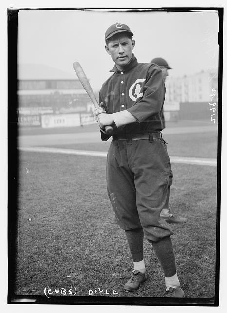 [Jim Doyle, Chicago NL (baseball)]