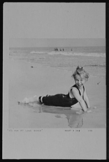 Seventy-one years, or, My life with photography. It&#39;s fun at Long Beach, Aug. 9, 1919