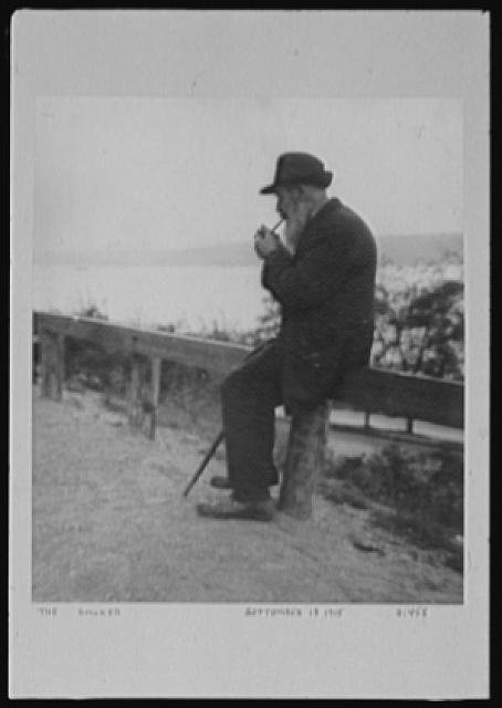 Seventy-one years, or, My life with photography. Smoker, Sept. 18, 1915