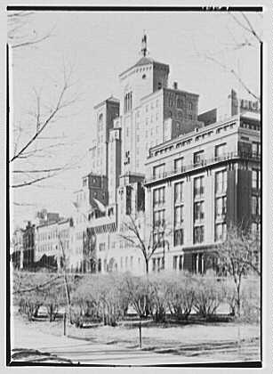 Y.M.C.A., 63rd St., New York City. From Central Park III