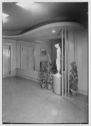 Sherman Brothers, 205 W. 39th St., New York City. Foyer I