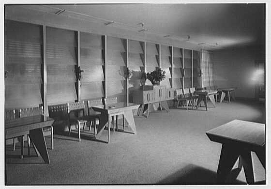 Sherman Brothers, 205 W. 39th St., New York City. Sales room II